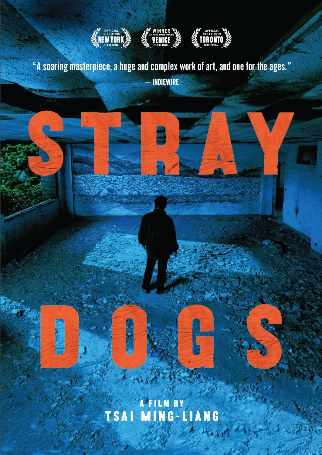 Stray Dogs new Chinese movie! Film poster design