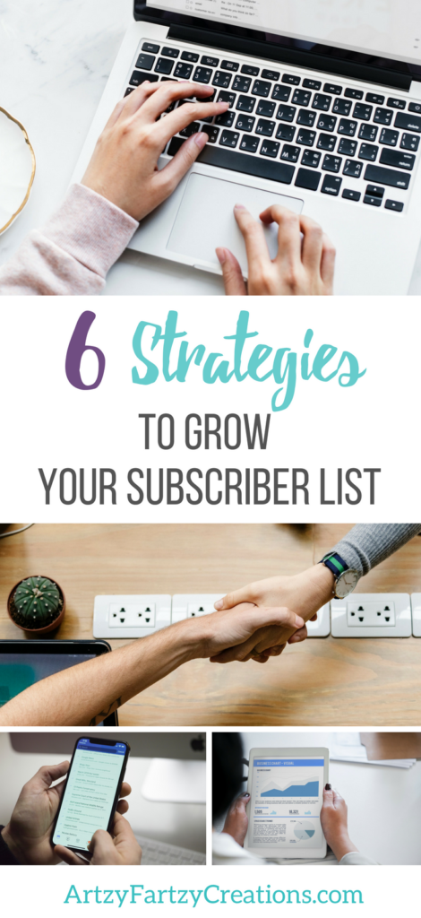 How to Build an Email List: Six Strategies to Grow Your ...