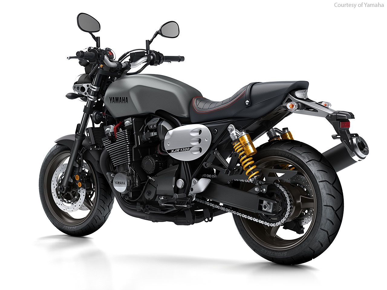 2015 Yamaha XJR1300 First Look Photos - Motorcycle USA ...