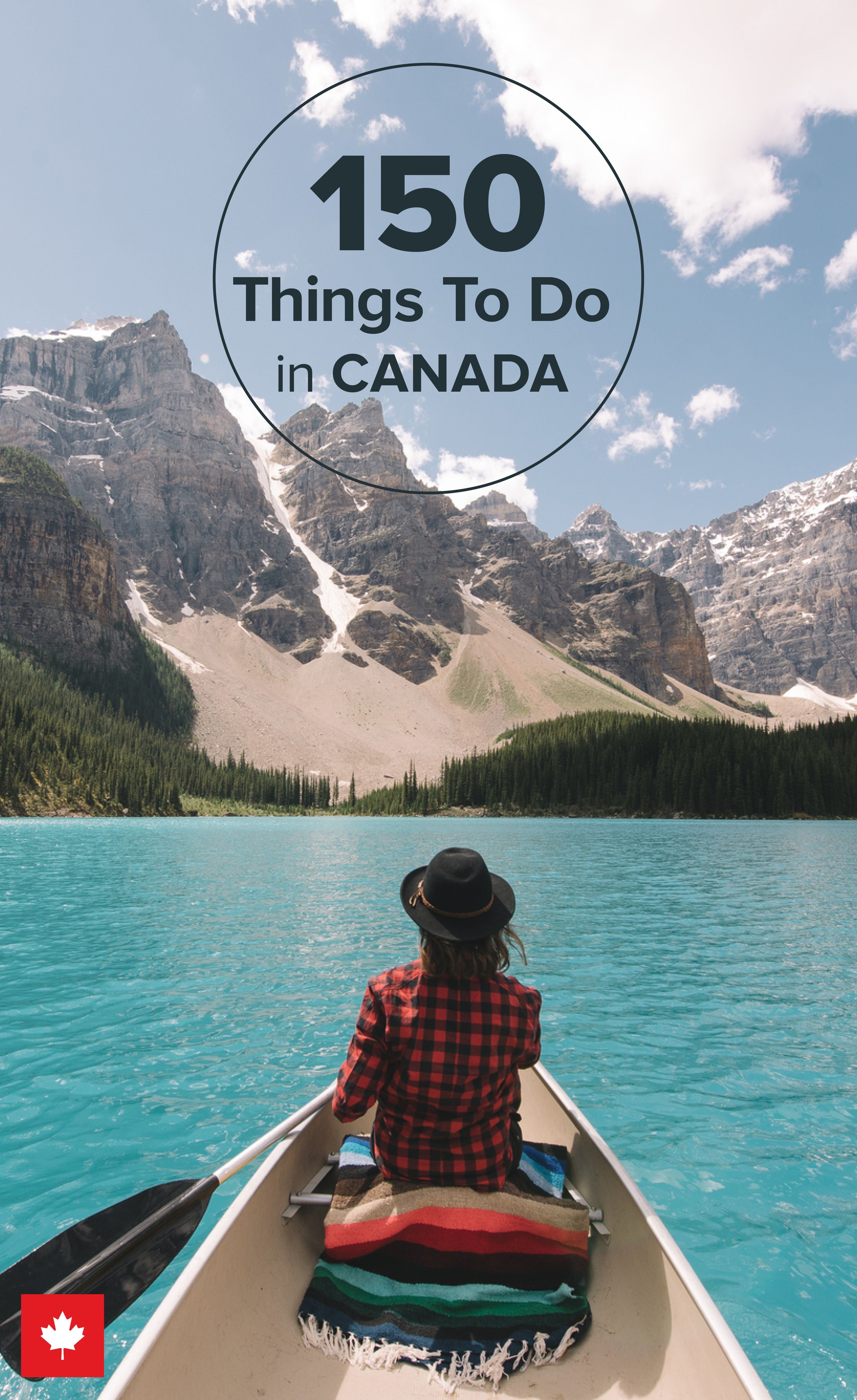 things to do in canada inspiration buckets and wanderlust