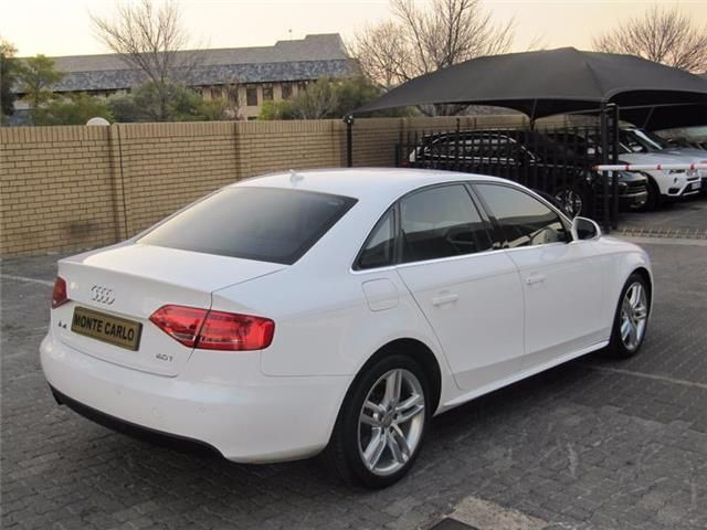 2009 Audi A4 2 0t Ambiente Sandton Gumtree Classifieds South