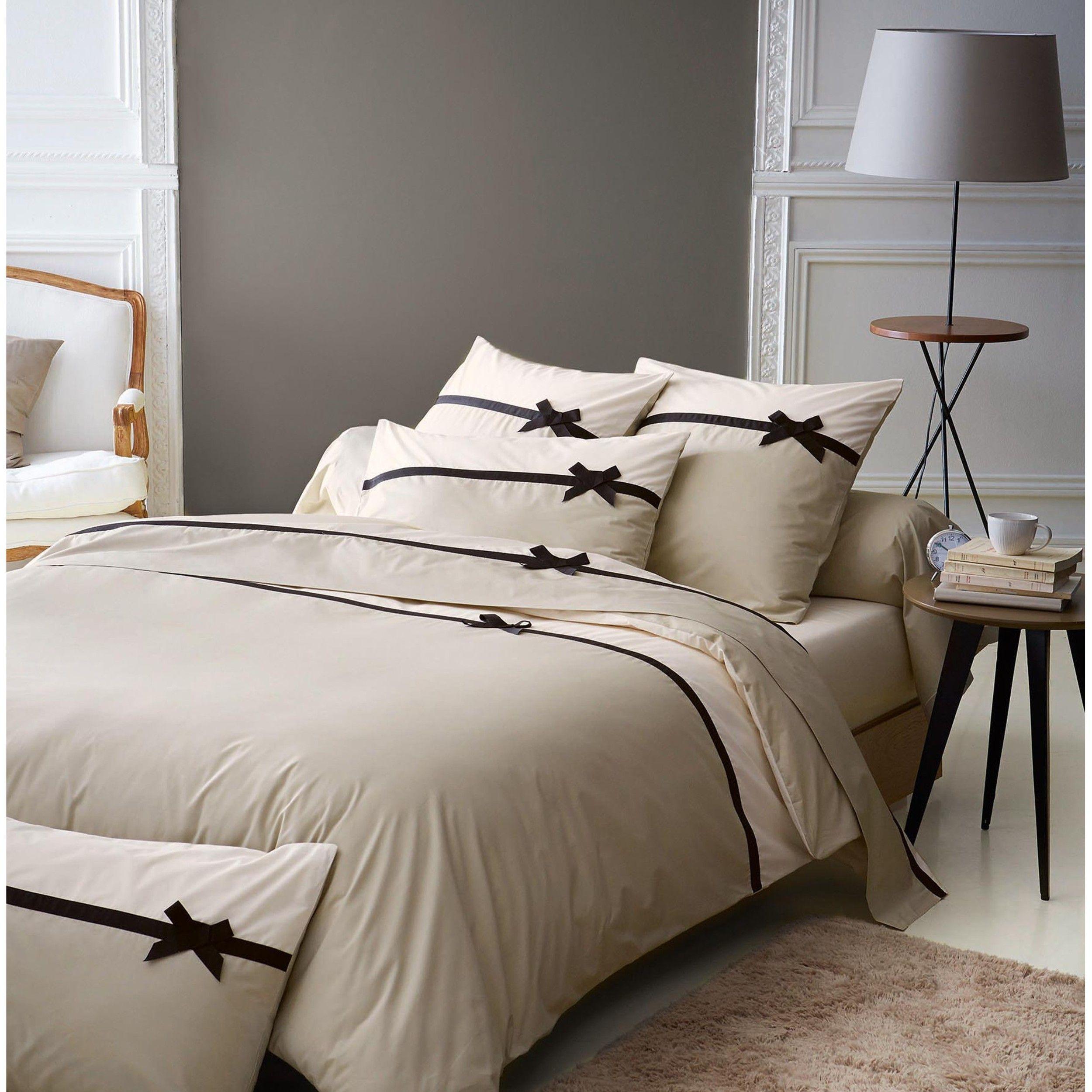 tradi linge de lit Parure de lit Frou Frou Lin Tradilinge   Linge de maison  tradi linge de lit