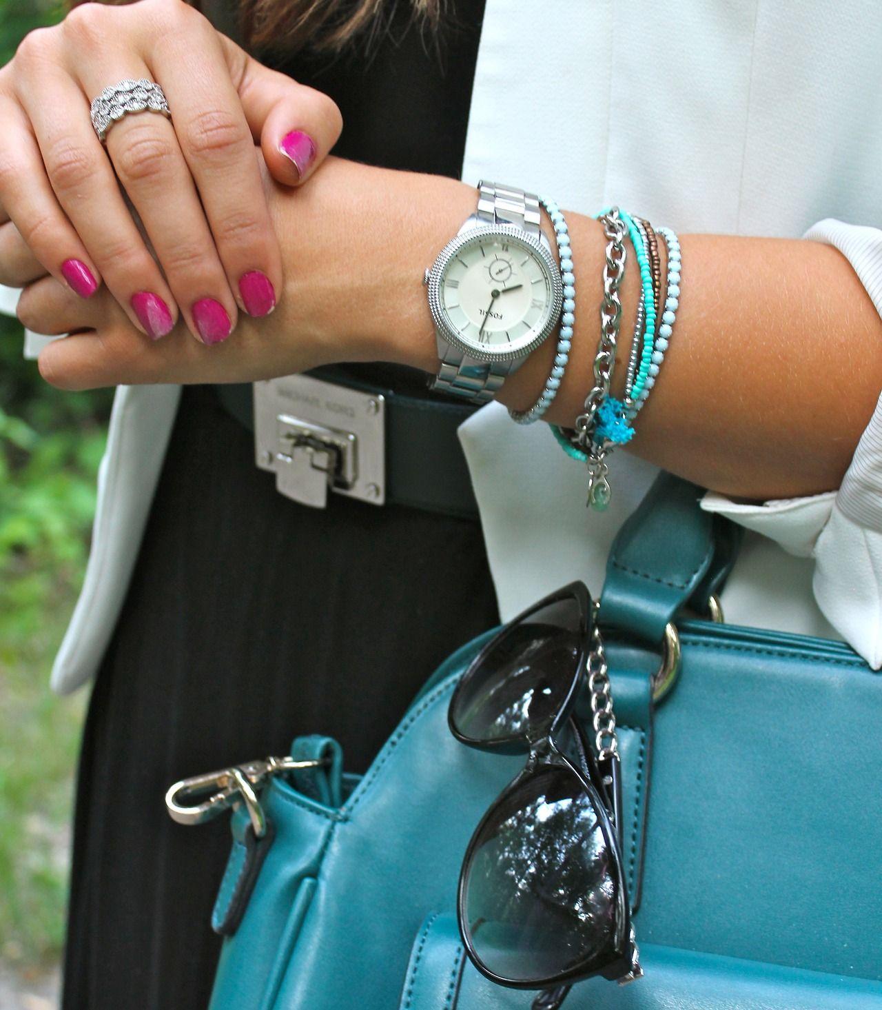 Turquoise u silver sus pinterest turquoise layering