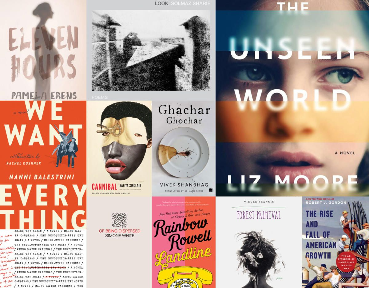 "the books we loved in books reading lists and book lists new yorker contributors share which books made their personal ""best lists"" for 2016"