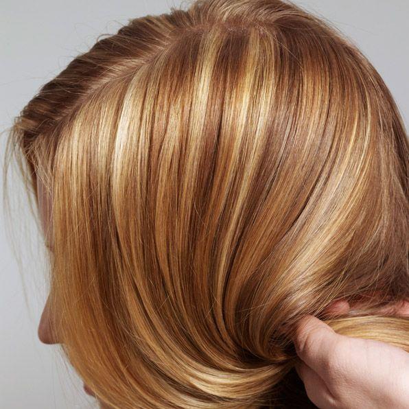 Three Color Highlights Hair Google Search Hair Pinterest