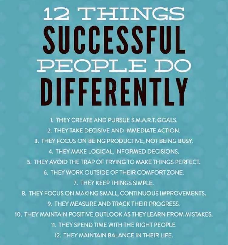 9 things successful people do differently 9 things truly passionate people do differently published on now that you know what separates passionate people from everybody else, do you think you have enough.