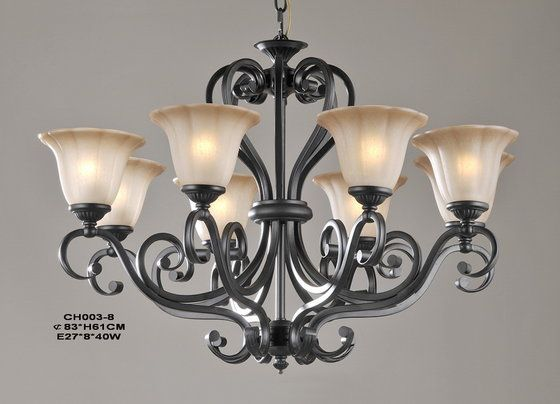 Foyer lighting  walmart chandeliers | WROUGHT IRON ...