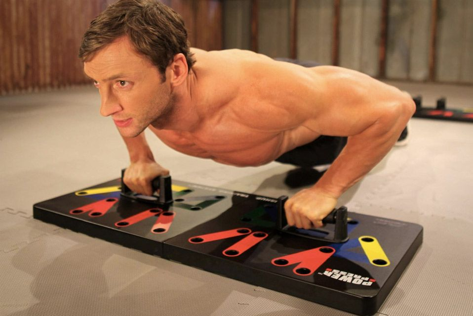 POWER PRESS PUSH UP