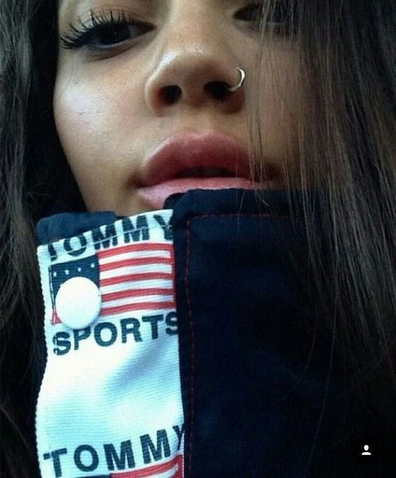 72 Cutest and Gorgeous Small Nose Ring Hoop Nose Piercing You Should Try