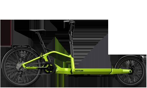 Cargo Bike Kettler Cargoline Hubsteering Di 2020 Sepeda