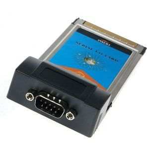 PCMCIA TO RS232 Card For MB star C3 without Com serial port