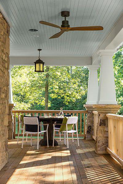 Idea House 2015 Craftsman Style Homes Craftsman Porch