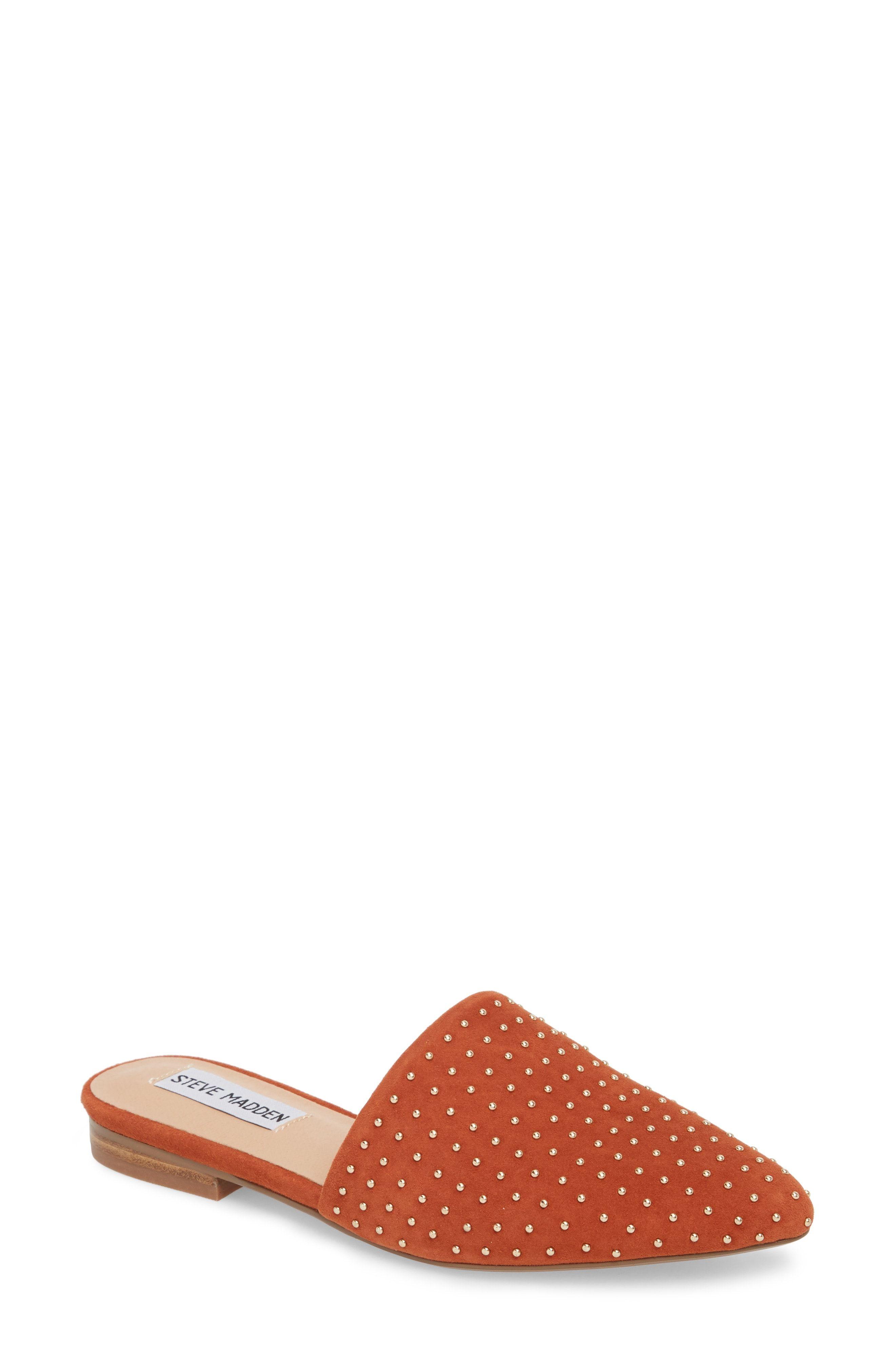 3f0b318379b Steve Madden Trace Studded Mule (Women)   Shoes   Pinterest