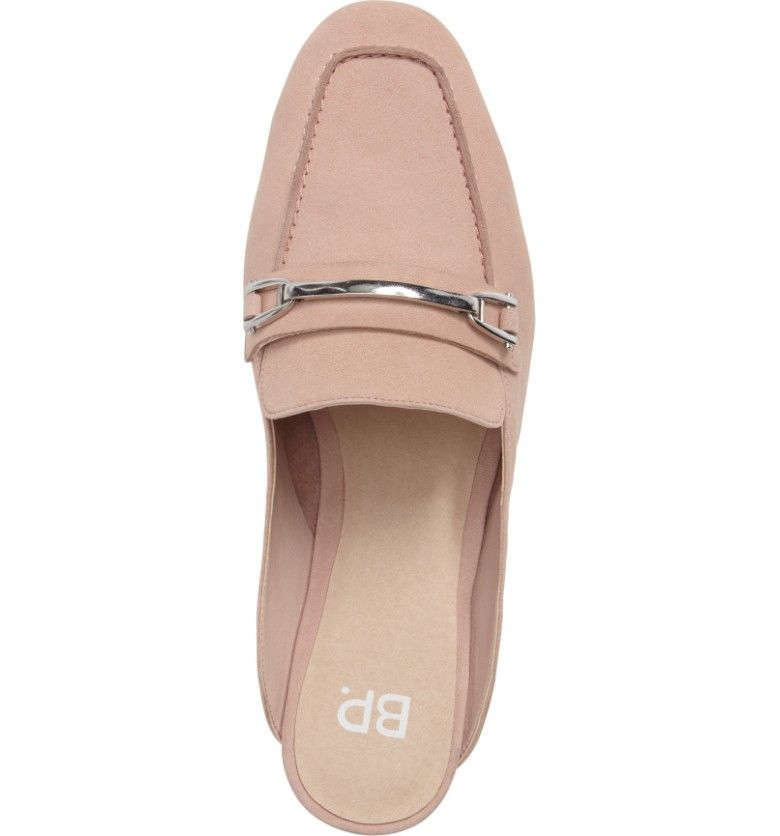 6afa4652f418 Main Image - BP. Milo Loafer Mule (Women) $79.95 | Shoes - Flats ...