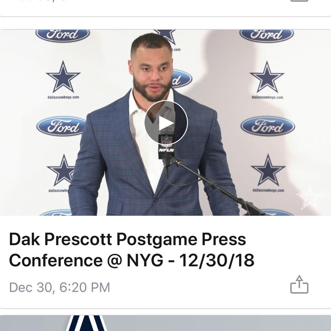 26+ Cowboys Post Game Interview  Gif