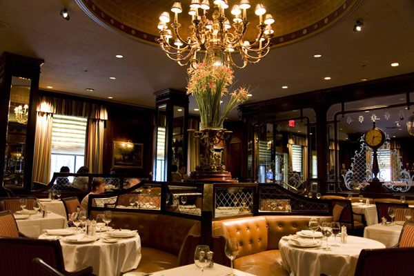 The Bull And Bear Restaurant Waldorf Astoria Nyc This Is Where We Saw