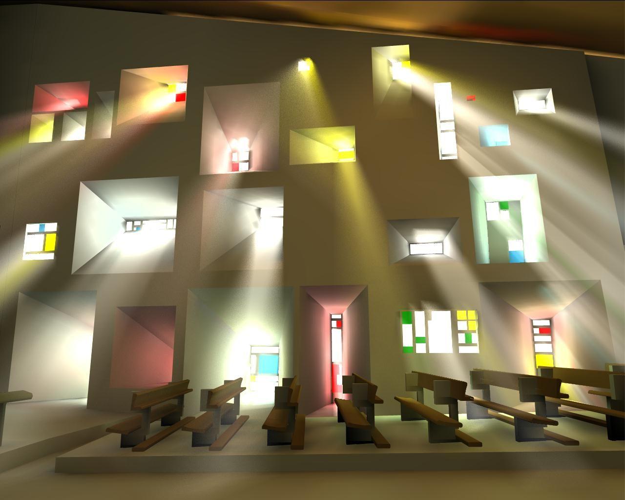 Le corbusier chapel ronchamp du haut buildings i love - Le corbusier design ...