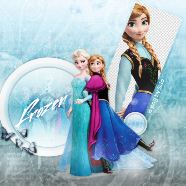 Png Pack 52 Frozen By Silaeofficial Deviantart Com On Deviantart Frozen Png Deviantart