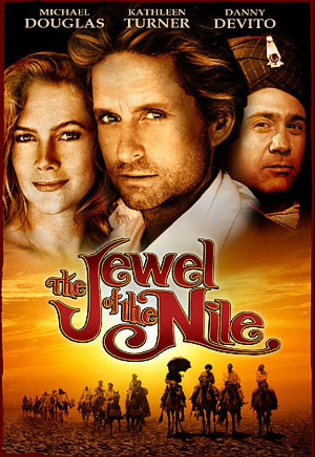 The Jewel Of The Nile Movies Tv Series And Celebrities