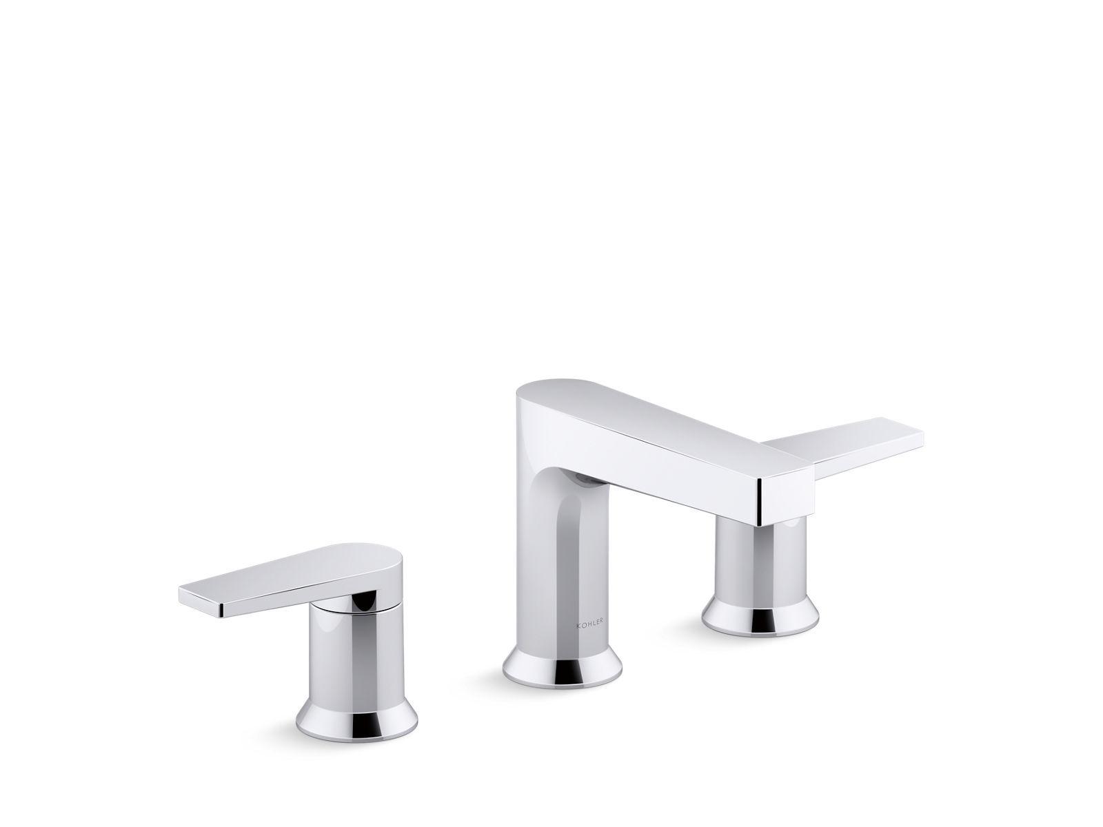 K 97100 4 Taut Widespread Faucet Kohler Sink Faucets Bathroom Sink Faucets Bathroom Sink