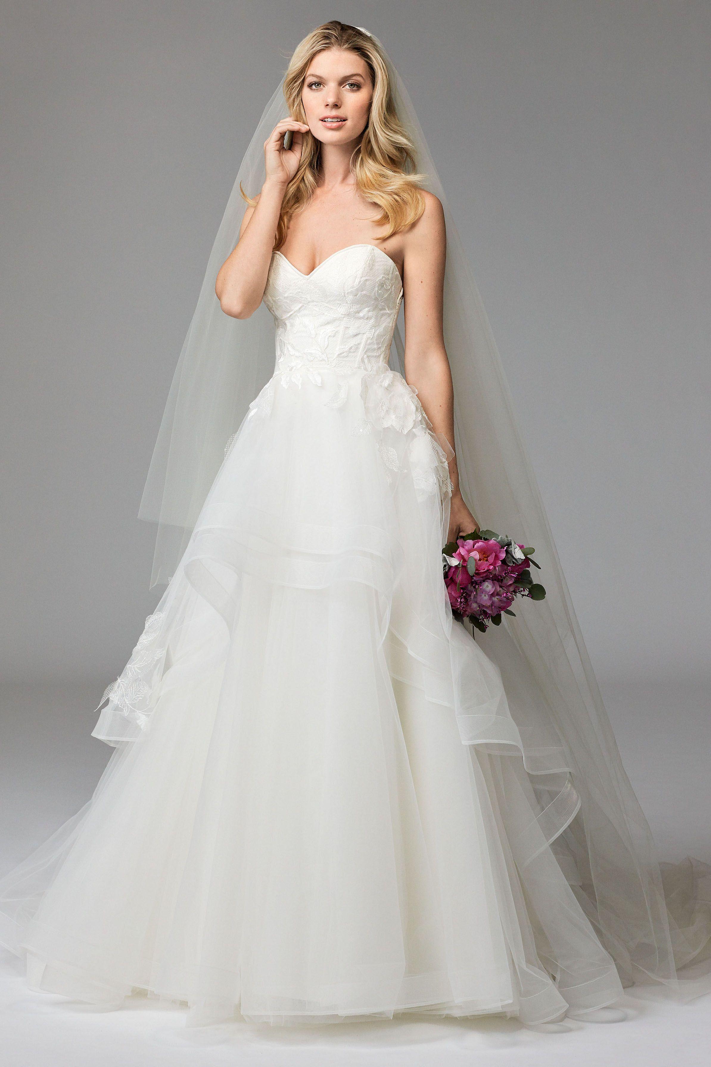 Watterswtoo Wtoo Style 17705 Warren Wedding Gown Wedding Dresses