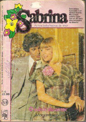 O Oasis Do Amor Margaret Rome Sabrina Nº 59 Com Imagens