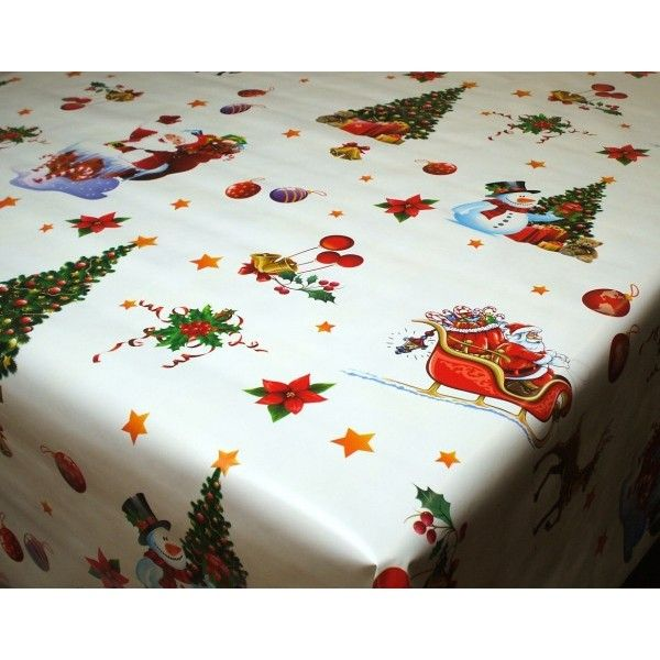 Delightful 40 Awesome Christmas Table Cloth Decoration Ideas All About Christmas Awesome Ideas