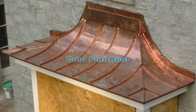 Exceptional Beauty Of Copper Roofing The Most High End