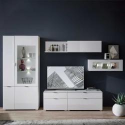 Moderne Wohnwände #homeentertainment