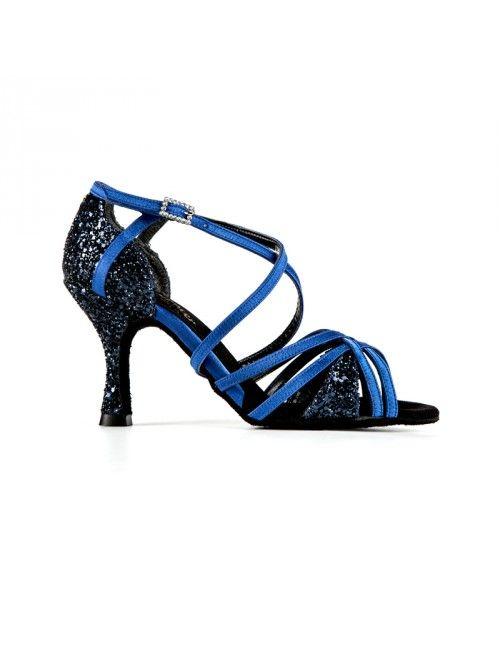 Zapatos azules Salsa para mujer 2yozE