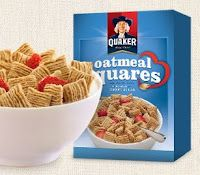 Free Quaker Oatmeal Squares Brown Sugar Sample Box!! New Offer!