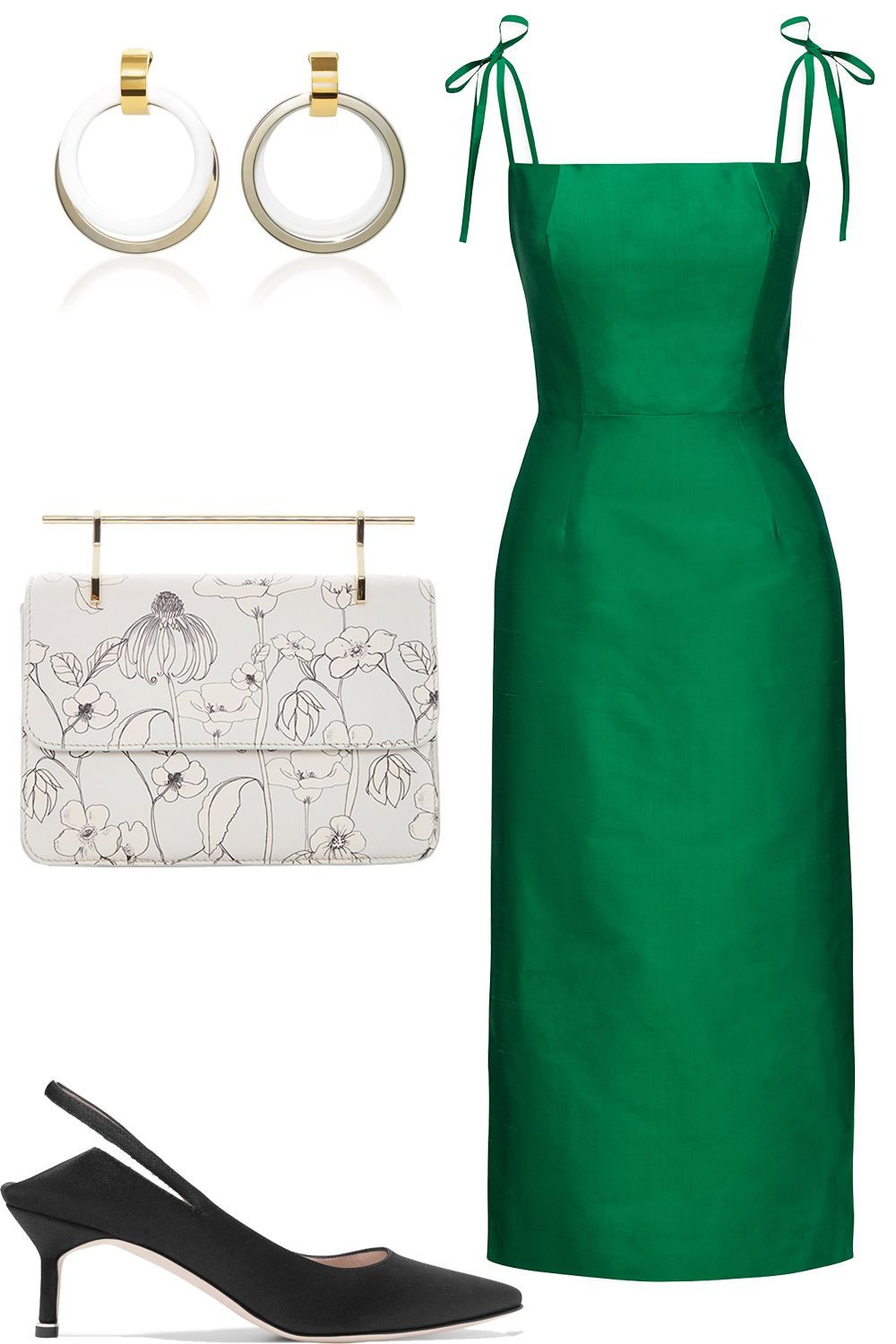 Best type of dress to wear to a wedding  The Best Dressed Guest What to Wear to a Spring Wedding  Emeralds