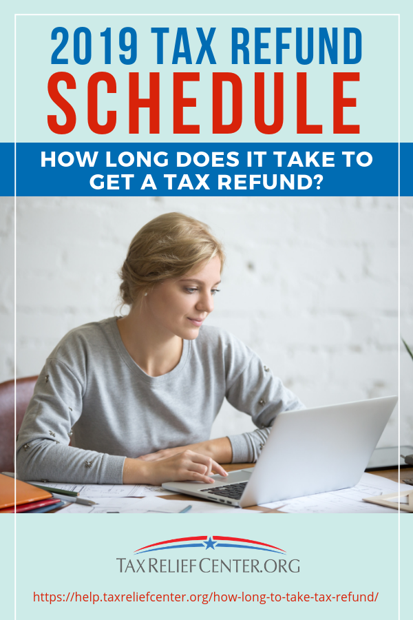 How Much Time Does It Take To Get Tax Refund