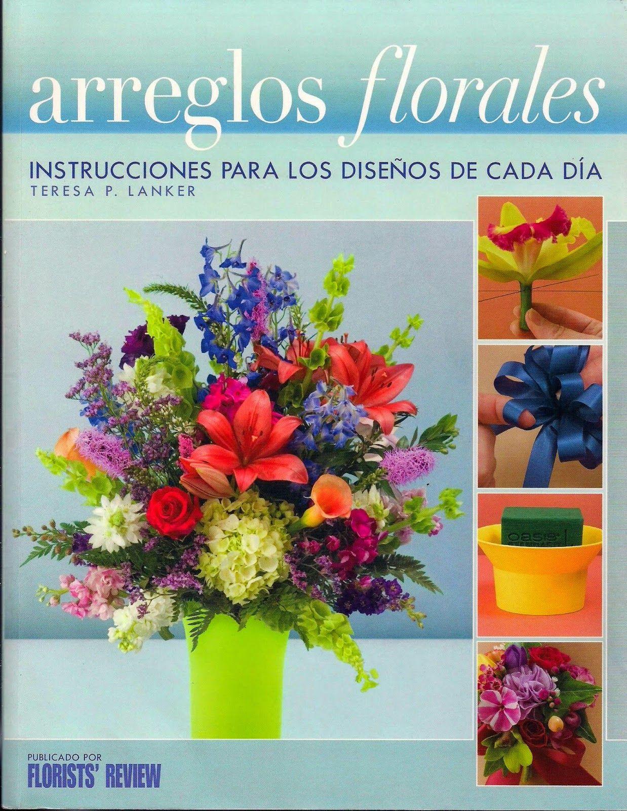 Como hacer arreglos florales revista gratis  Lugares para visitar