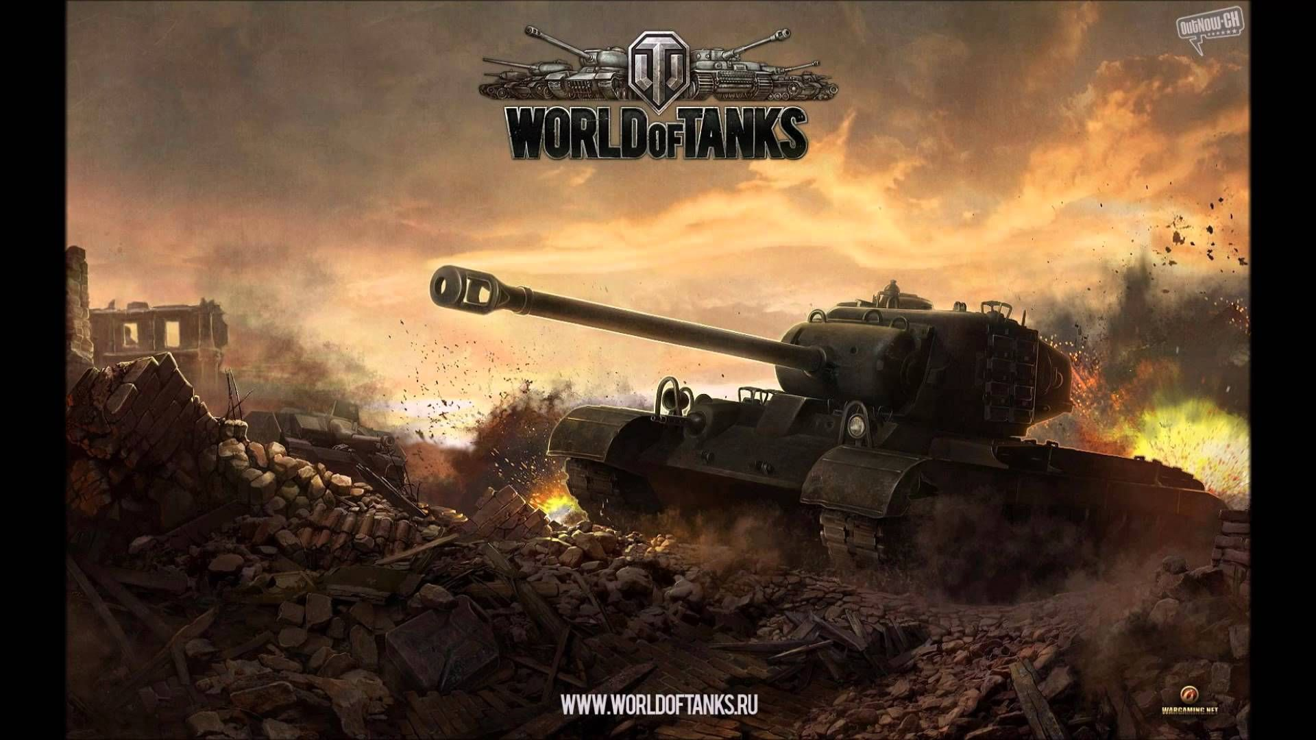 World of Tanks SoundTrack Hidden Village LSide of