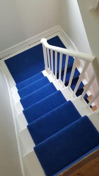 Best Stairs Grey Carpet Bedroom Blue Carpet Stairs 400 x 300