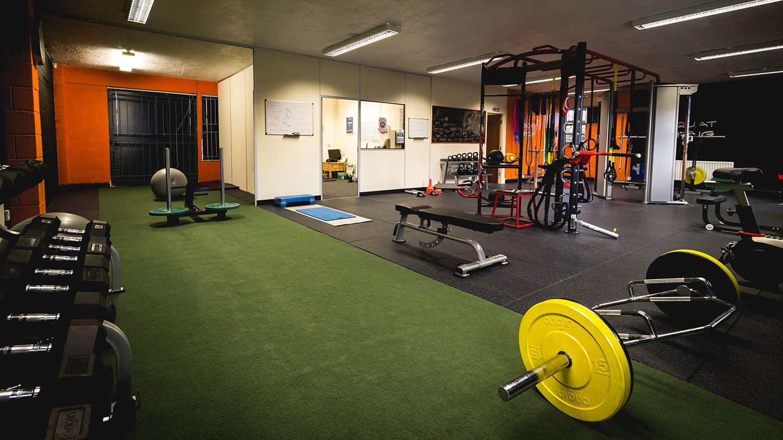 Armstrong Fitness 6 Gym Design Personal Training Studio Design Gym Design Interior