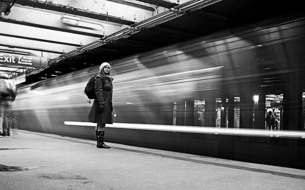 NYC Subway - null
