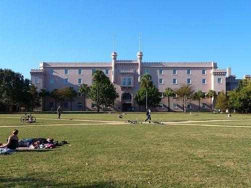 Citadel Marion Square Charleston Sc South Carolina Dreaming