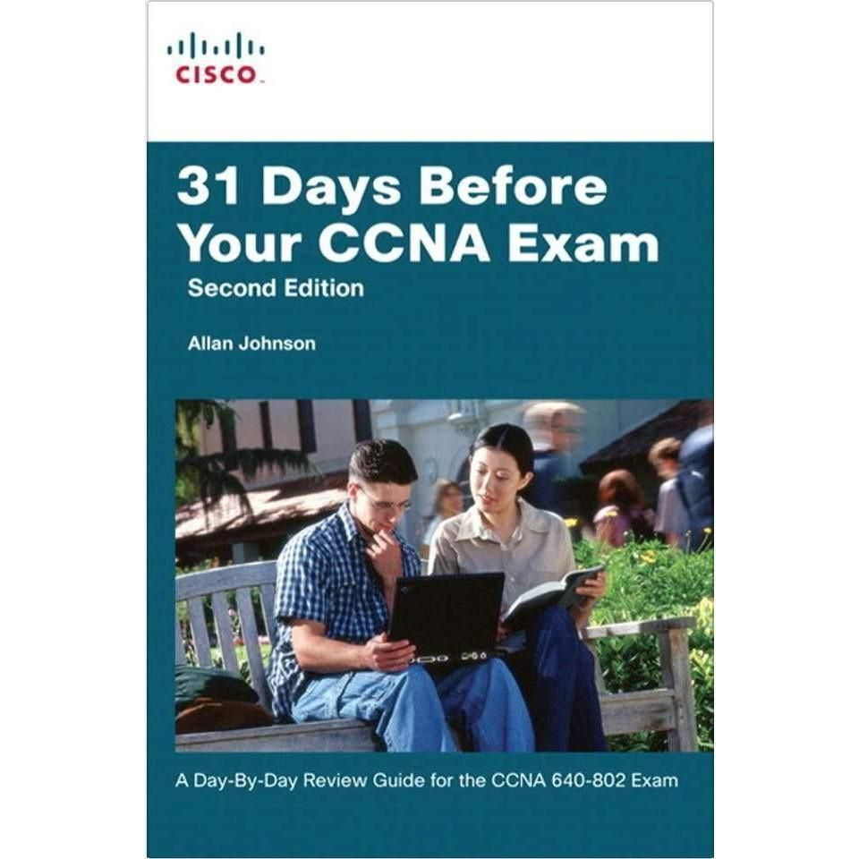Libros Cisco 31 Days Before Your Ccna Exam 2nd Edition Textbook 17 99
