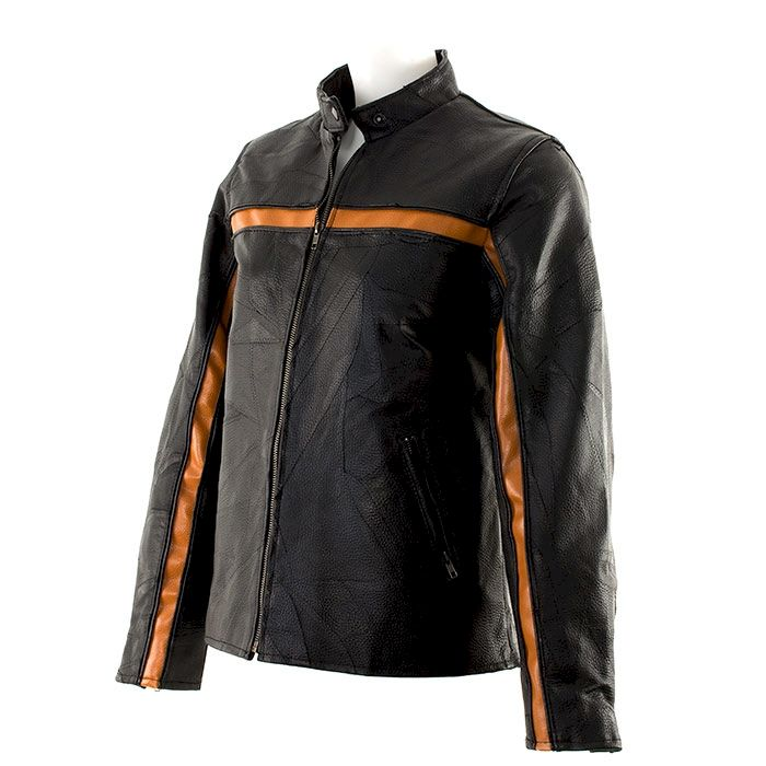 ShopAndThinkBig.com - This racing jacket is made with heavy duty ...