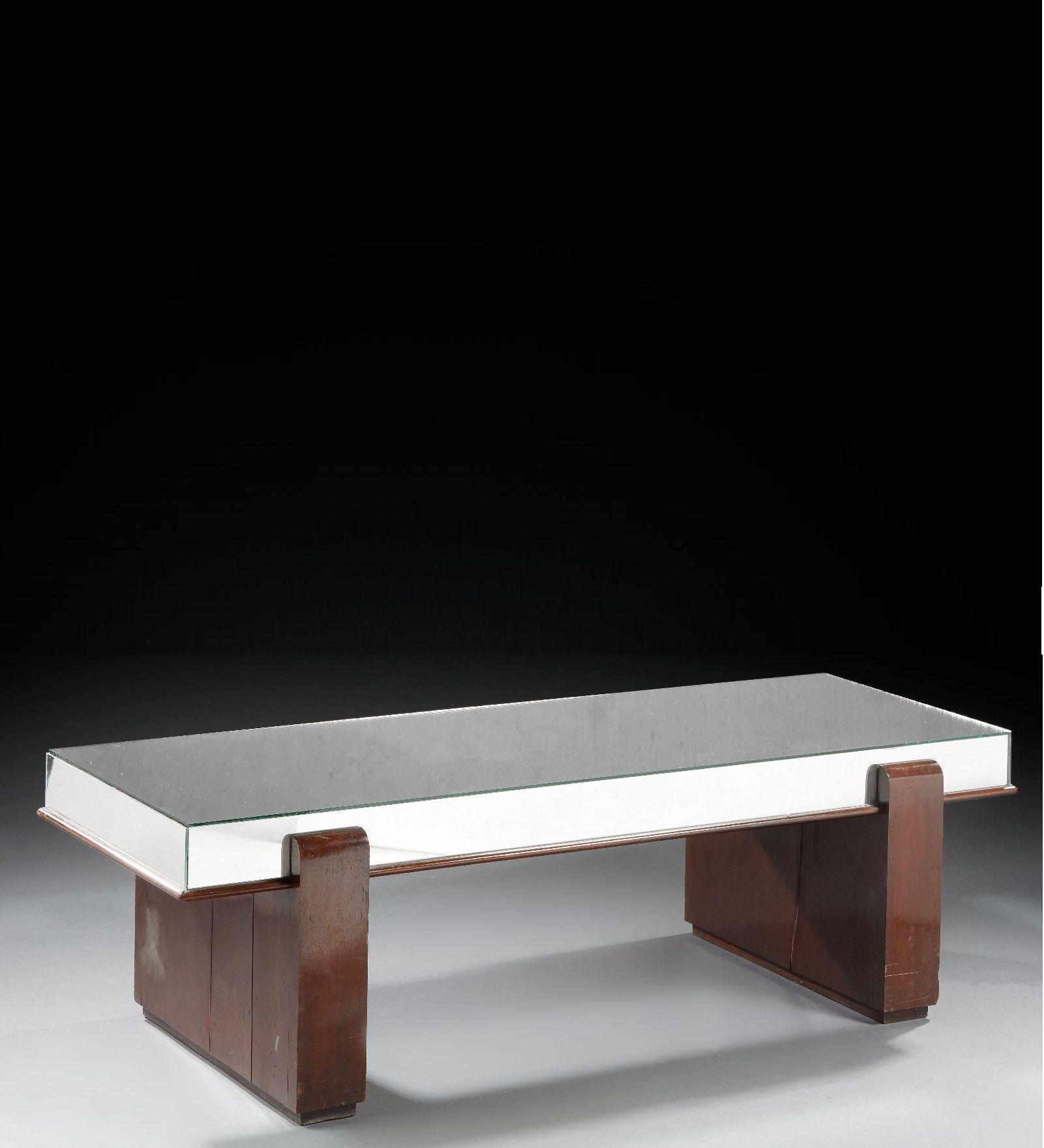 Art Deco Coffee Table By Maison Dominique Art Deco Coffee Table Bronze Decor French Art Deco Furniture [ 1761 x 1601 Pixel ]