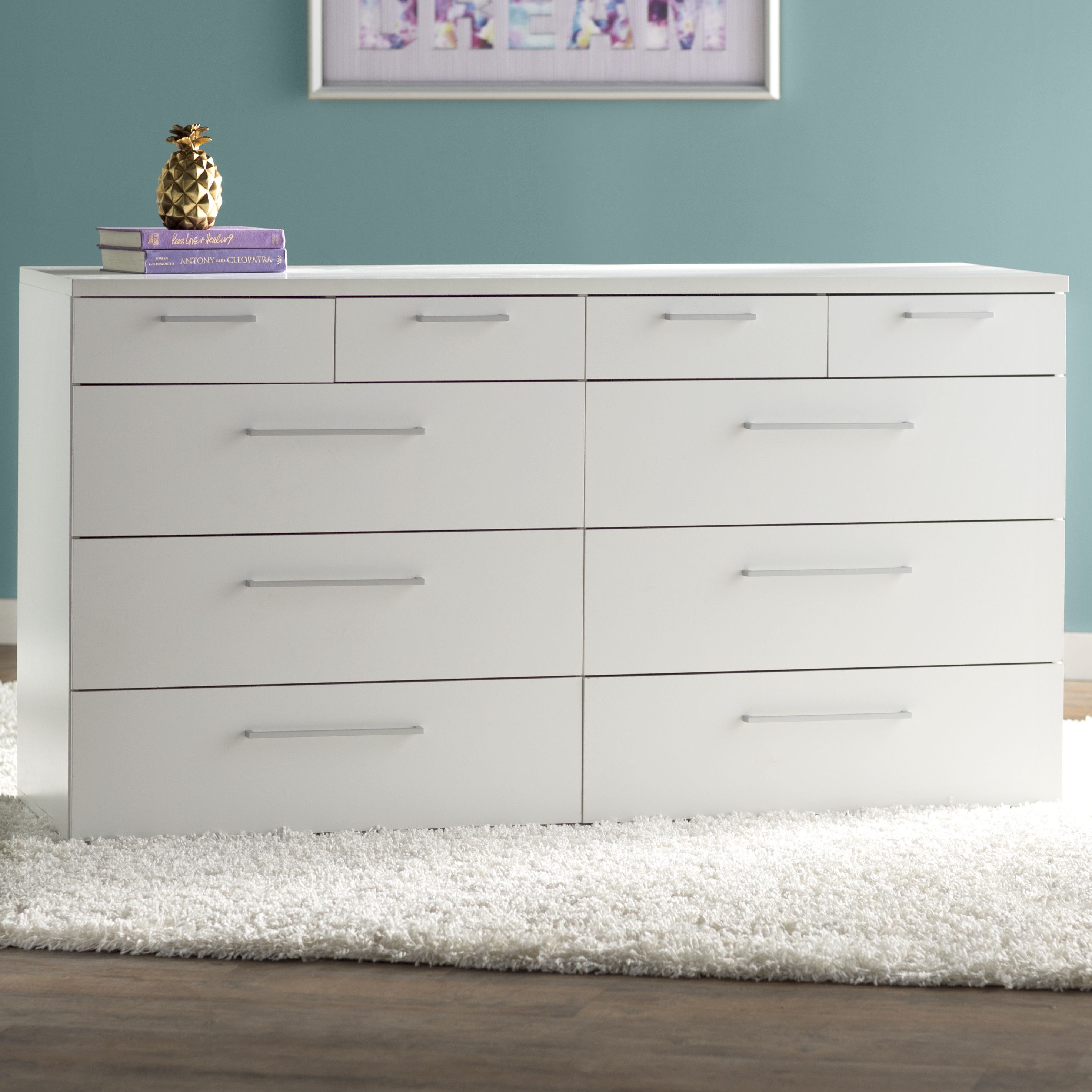 You Ll Love The Shelby 10 Drawer Dresser At Wayfair Great Deals On All Furniture Products With Free Shippin Dresser Drawers Dresser Stylish Storage Solutions