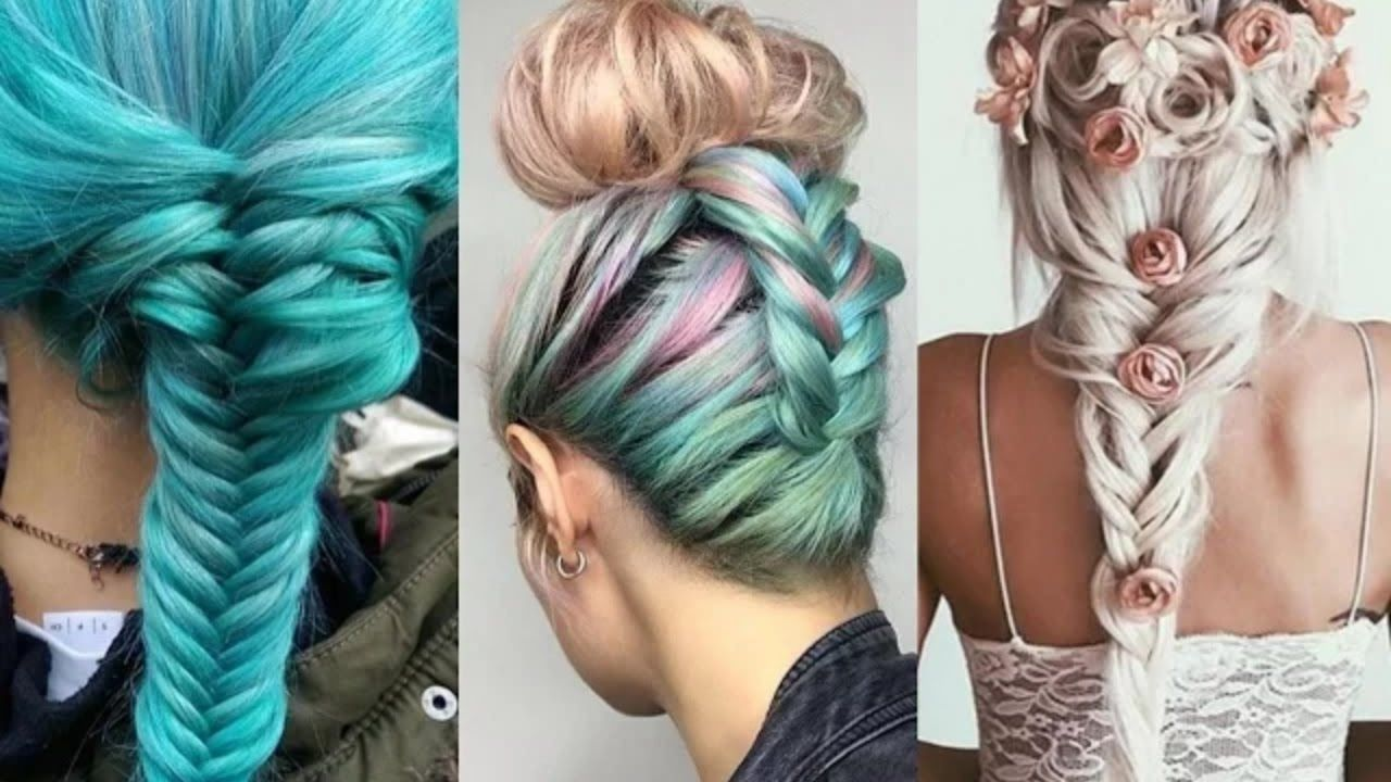 The Most beautiful hairstyles 2016