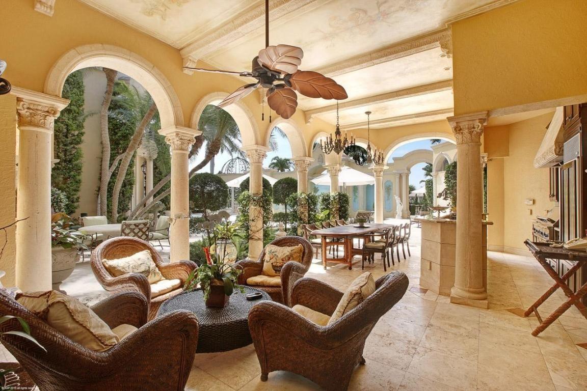 Celine Dions former home 370 Eagle Dr - Admirals Cove - Jupiter, FL ...