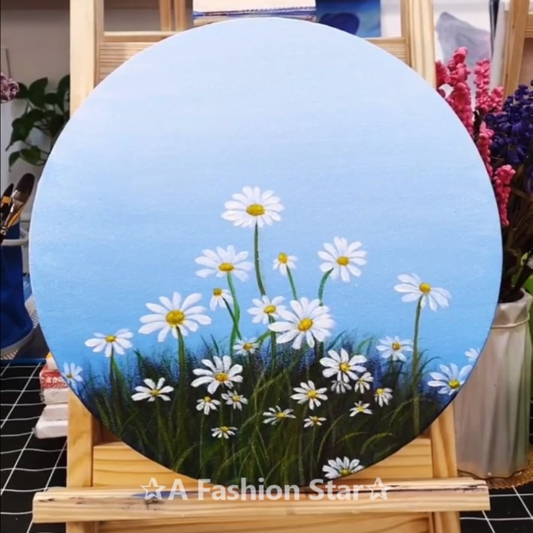 14 Best Painting DIY – Learn How To Painting Step By Step #drawingideas