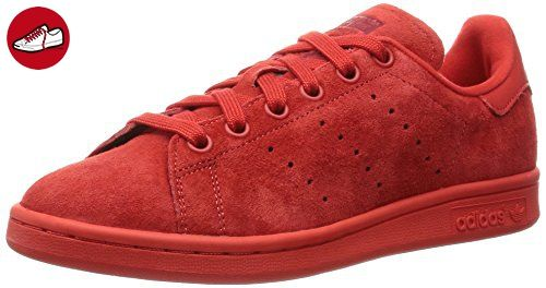Adidas Sneaker STAN SMITH S75109 Rot, Schuhgröße:40 - Adidas schuhe  (*Partner