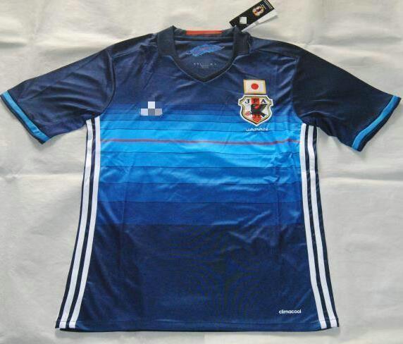 Camiseta Japon 1ª 2018 Mundial  a40fc981bb175