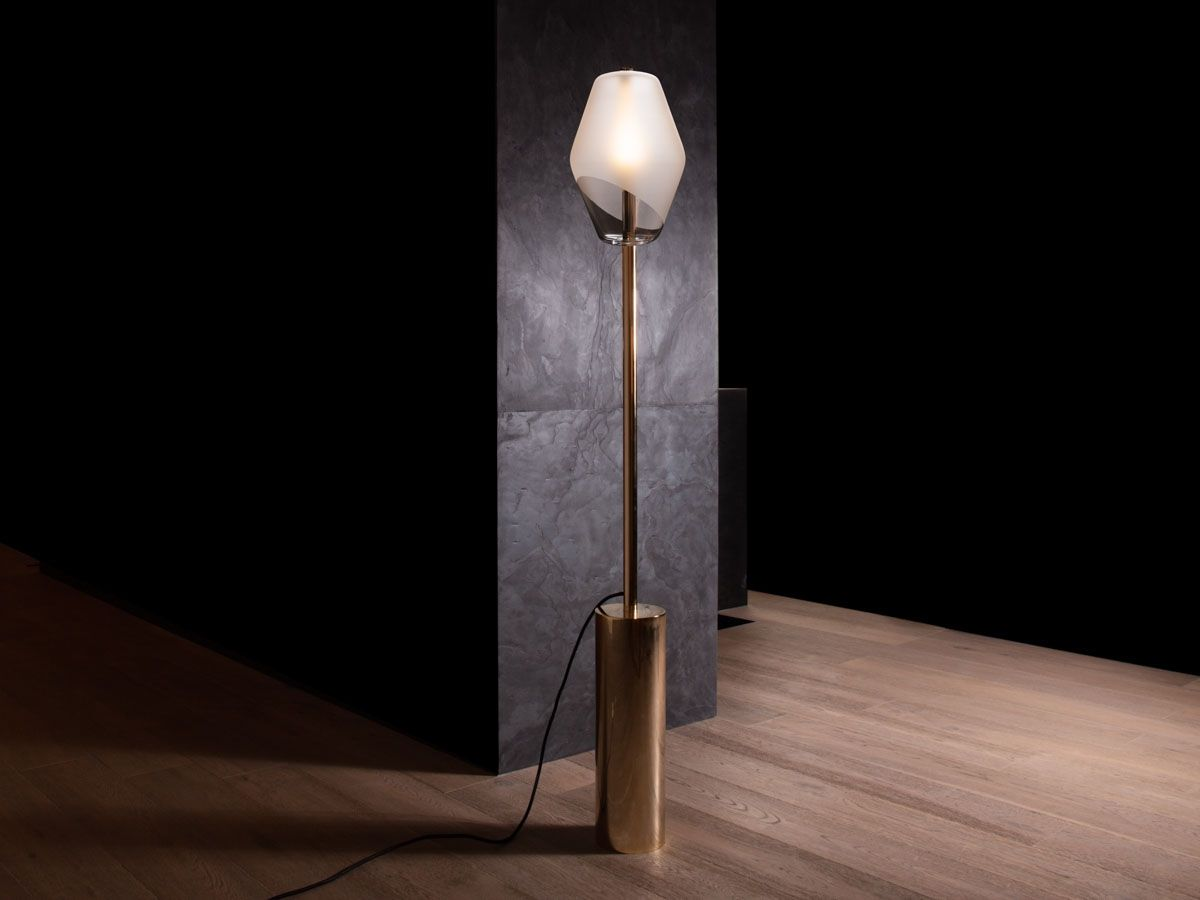 Pparisienne Mo 1 Floor Lamp Via Ozonelight Com Vintage Industrial Lighting Floor Lamp Lighting Lamp