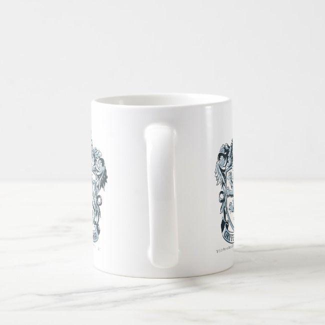 Harry Potter | Gryffindor Crest Blue Coffee Mug | Zazzle.com #disneycoffeemugs